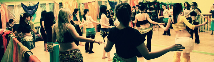 how to become a belly dance instructor