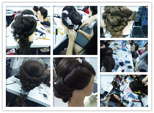 hair styling course singapore desert roses arts studio singapore bridal hair styling 7425